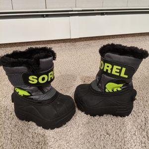 Sorel baby/toddler snow boots